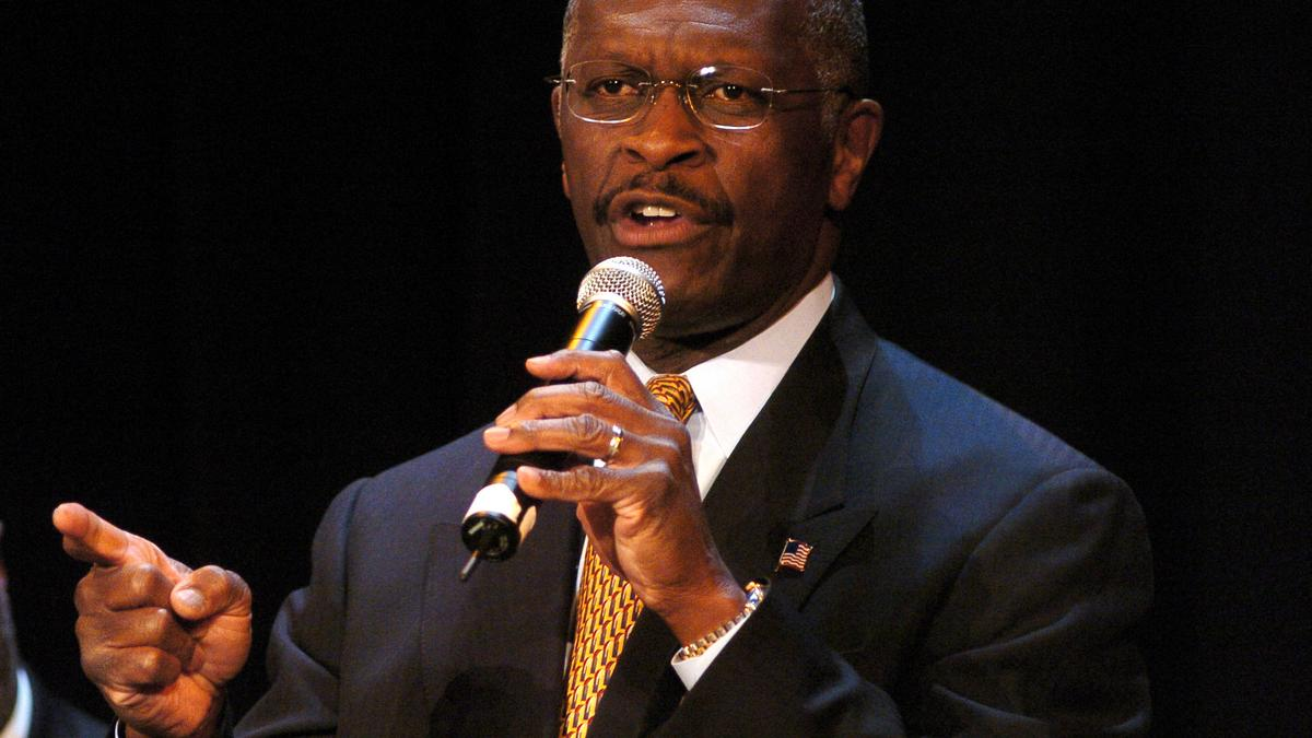 POLITICO Playbook PM: Herman Cain out for the Fed - POLITICO  |Herman Cain