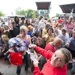 Summerfest opens with a big bang: Slideshow