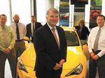 Cincinnati company to expand Dayton-area auto dealership
