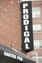 Owners of Prodigal Gastropub hope to open the business June 28 at 240 E. Pittsburgh Ave., Milwaukee.  Click here to read storyBourbon, barn wood greet Prodigal guests: Table Talk