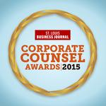 Announcing: The 2015 Corporate Counsel Awards