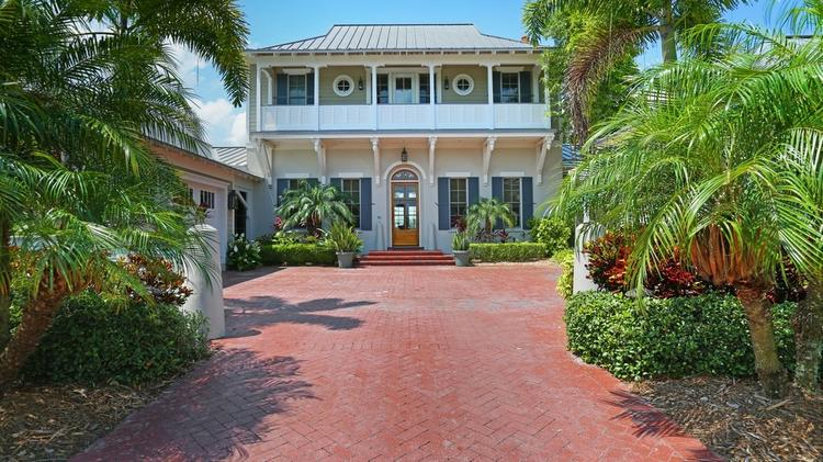 This House At 604 Balibay Road In Apollo Beach Was The 2004 Coastal Living  Idea House