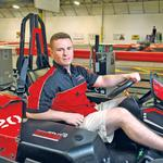 How Autobahn Speedway's operators live life in the fast <strong>lane</strong>