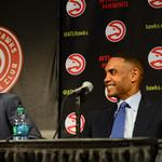Owning Hawks a 'dream come true' for Grant Hill
