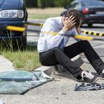 Triangle intersections with the most crashes (Slideshow)