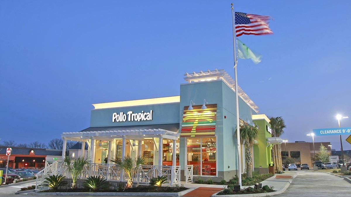 Pollo Tropical opening new restaurants in the San Antonio ...