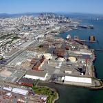 Massive industrial S.F. site preps for prime time (Video)