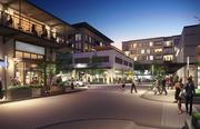 """River Oaks District is """"designed to complement the surrounding neighborhood and the greater Houston area with walkable, tree-lined streets (and) a town-center gathering spot with a magnificent canopy of mature oak trees,"""" OliverMcMillan said."""