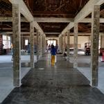 A look at renovation in progress at <strong>Raley</strong> Studios for the Performing Arts