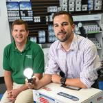 Family business expands lighting offerings