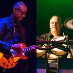 Michael Drake, Nick Akins and <strong>George</strong> <strong>Barrett</strong> get on the bus for the Rock Hall Roadshow – PHOTOS (Video)