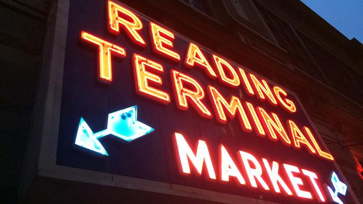 Reading Terminal Market has installed a new Wi-Fi system in time for the Democratic National Convention.