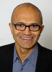 Satya Nadella, head of Microsoft's cloud and enterprise engineering group, who's been with the company for more than 20 years. He's been a relatively quiet presence at Microsoft, although has steadily risen through the ranks. He's a bit of a dark horse for the top spot and his long tenure at Microsoft might make him unpopular with investors looking for change.