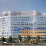 Bristol-Myers Squibb's new R&D site will be about as big as Baxter's