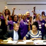 Steward Health to give 5,000 union workers raises in new contract