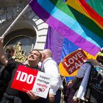 Supreme Court legalizes same-sex marriage (Video)