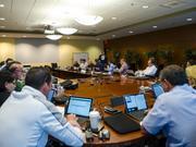 The inaugural class of University of South Florida's DBA program
