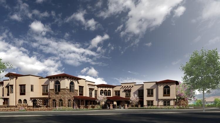 morningstar senior living facility sold by confluent senior living
