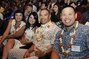 PBN's Forty Under 40 2013 judges, from left: Layla Dedrick, Mariah Brown, Bryan Andaya and John Leong.