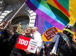 Survey: Georgians support employment protections for gay, transgender people