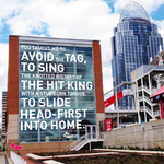 A love poem to Cincinnati will take center stage at All-Star Game