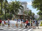 Hawaii wages, tourism, were 2015 bright spots