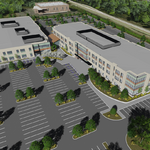 And they're off: Work begins on Group Health facility on site of former race track