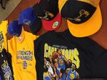 As Warriors try to stay alive, NBA, authorities aim at counterfeiters