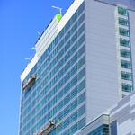 With hotel nearly complete, HarborCenter's impact on rise