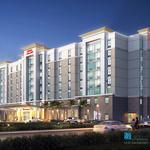 Hampton Inn breaks ground next to future Laser Spine HQ