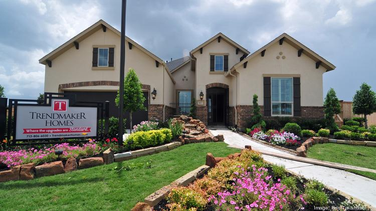 A Patio Home Model In The Reserve At Clear Lake City, The First New Home