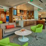 Inside Sea-Tac's newest elite lounge aimed at tech, international travelers