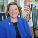 William Peace University's <strong>Debra</strong> <strong>Townsley</strong> to retire