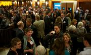 During the Puget Sound Business CFO of the Year Awards at the Grand Hyatt in Seattle on Thursday.