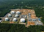 Liquified natural gas export terminal to start up in March