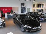 New Tesla store at International Market Place in Waikiki opens this week