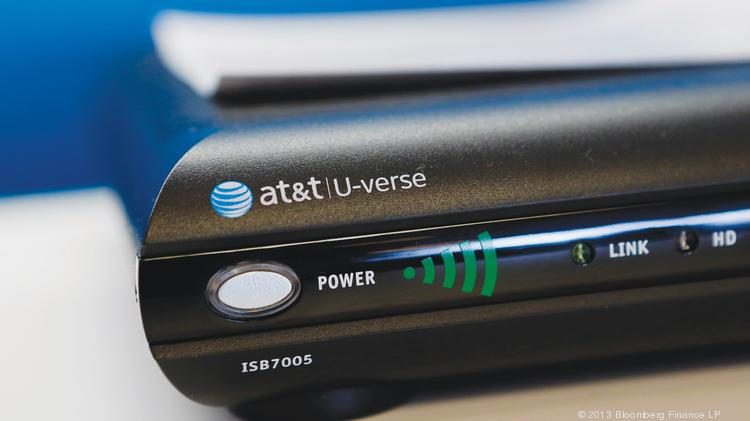 AT&T scales back U-Verse TV service - Dallas Business Journal