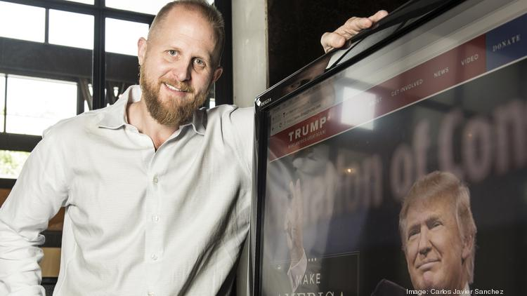 brad parscale meets with u s intelligence committee to talk trump