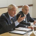 Transportation roundtable: Governments look for innovative funding