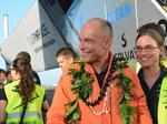 Solar plane poised to take-off Thursday