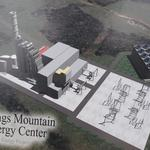 Construction starts on Kings Mountain power plant