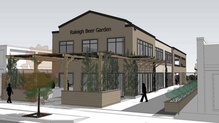 Sneak Peek Raleigh Beer Garden Slideshow Triangle Business Journal