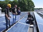 Solar industry sees big growth in New York and Albany region