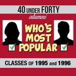 40 Under 40 Most Popular: Don't forget to vote!
