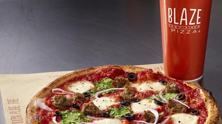 blaze pizza financials and kpis