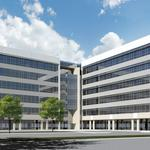 Office building to rise in new portion of Memorial City