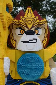 Laval is leader of the Lion Clan and protector of the Chi. You may not know this unless you are, or have, kids.