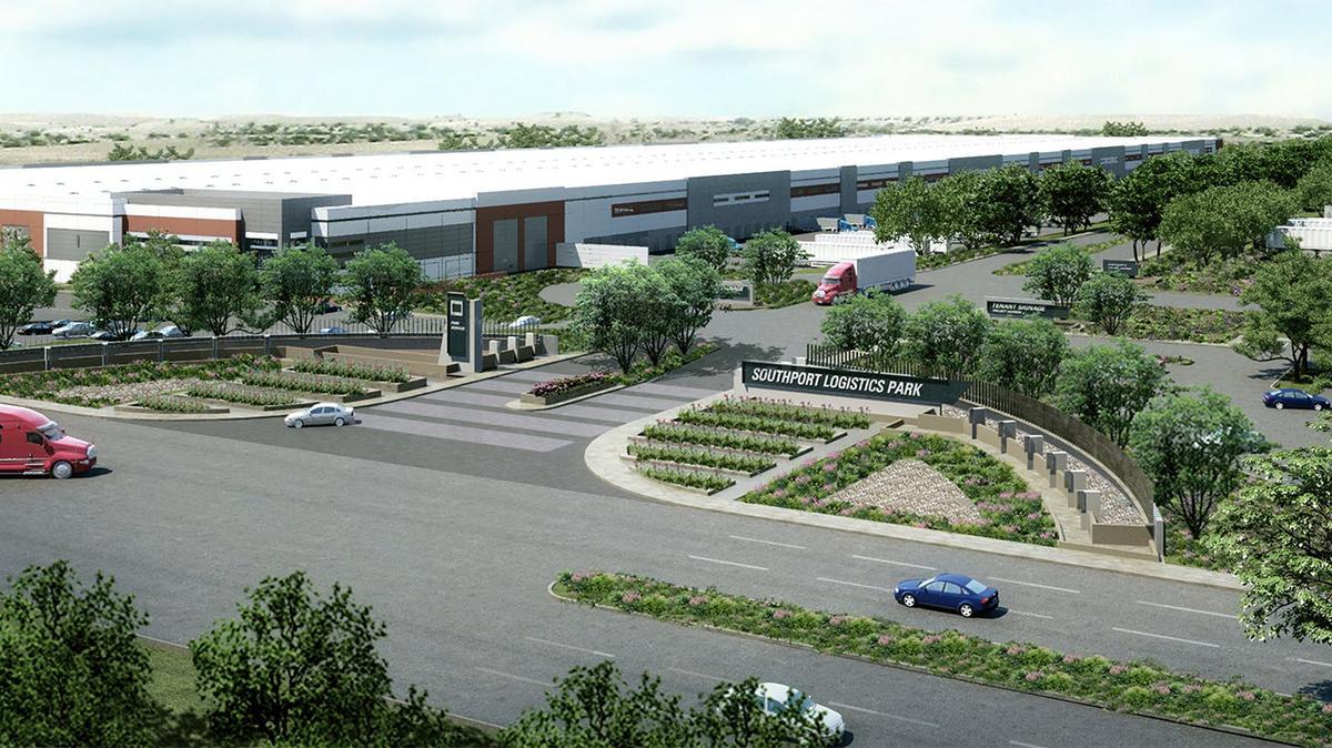 Logistics Property Company's Kent Newsom details development strategy in Dallas-Fort Worth - Dallas Business Journal
