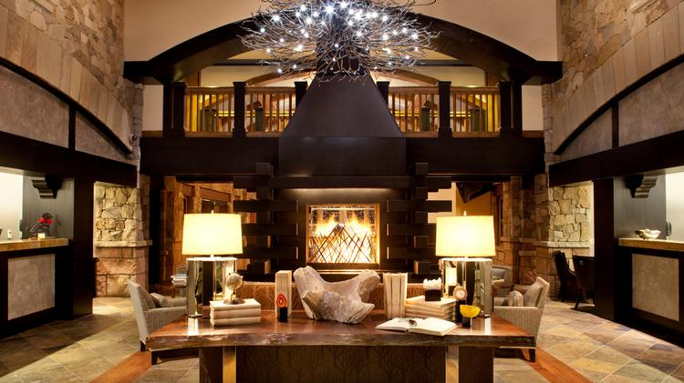 The Sebastian In Vail No 2 Hotel West