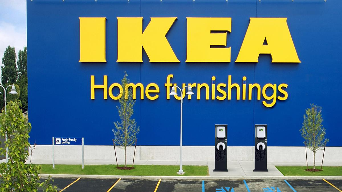 IKEA companies offered two sites in Tomsk 92